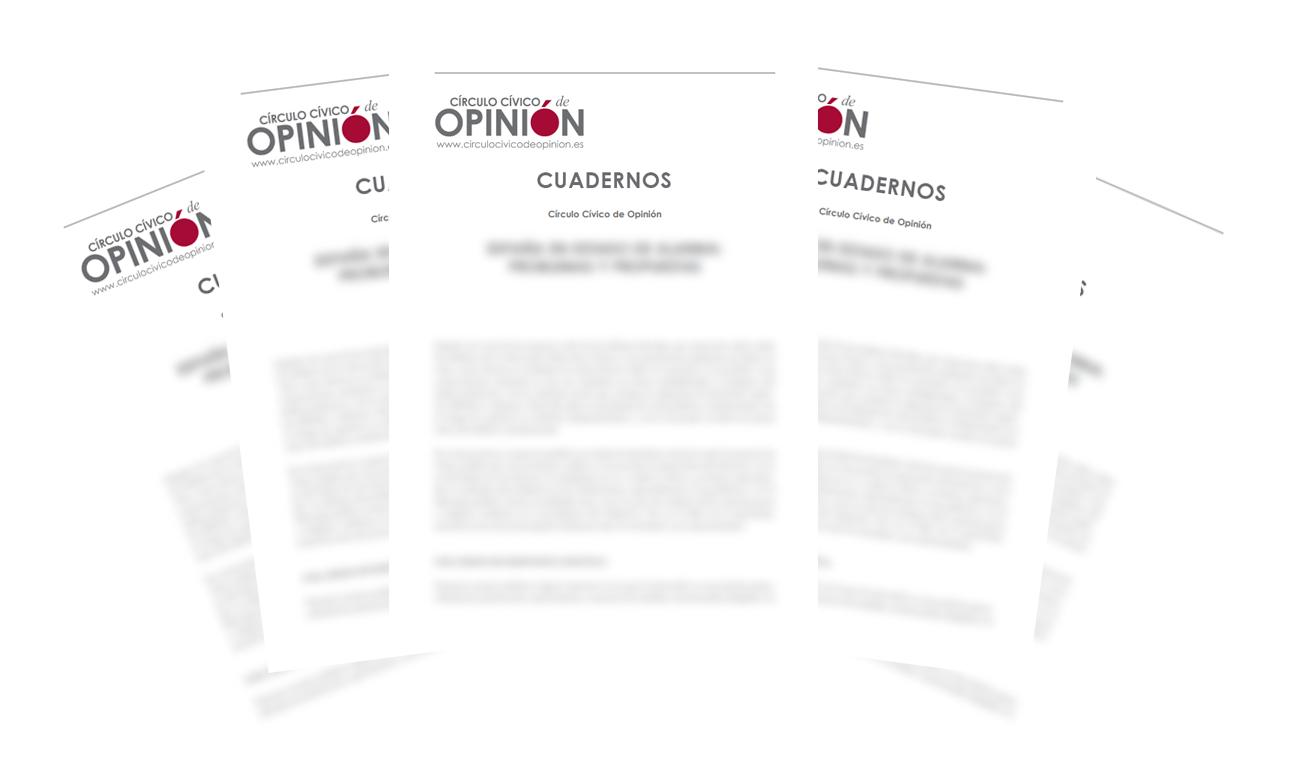 Ver Cuadernos del Círculo Cívico de Opinión