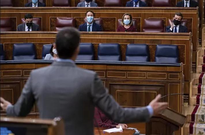 España en estado de alarma