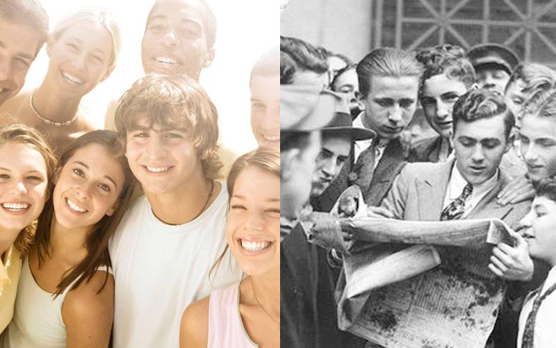 Qué pensaban los jóvenes de 1929
